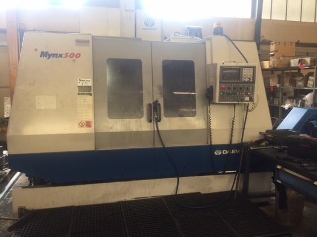 Machining center DAEWOO Mynx 500