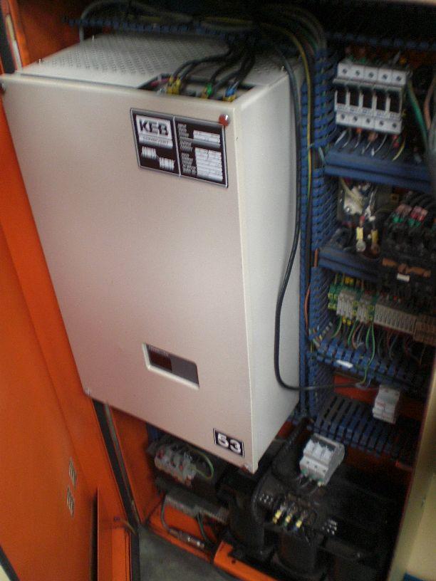 Milling machine CNC LGB