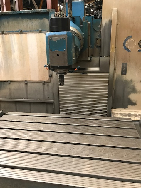 CNC milling machine CME FS1