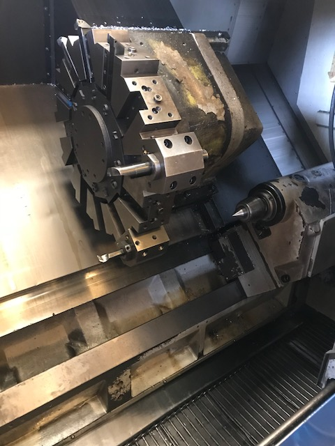 Lathe CNC DAEWOO PUMA 350