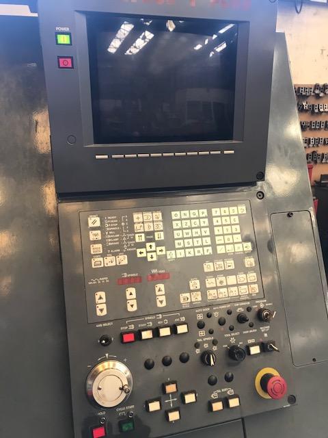 CNC lathe MAZAK SQT 200