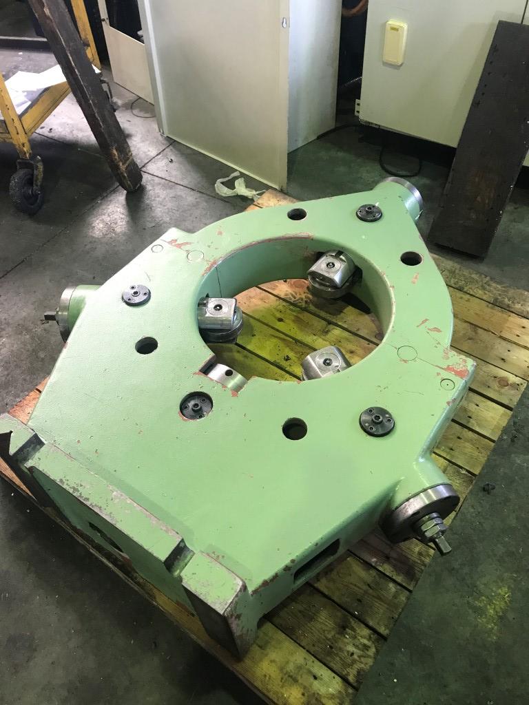 Lathe TOS SU 125 CNC