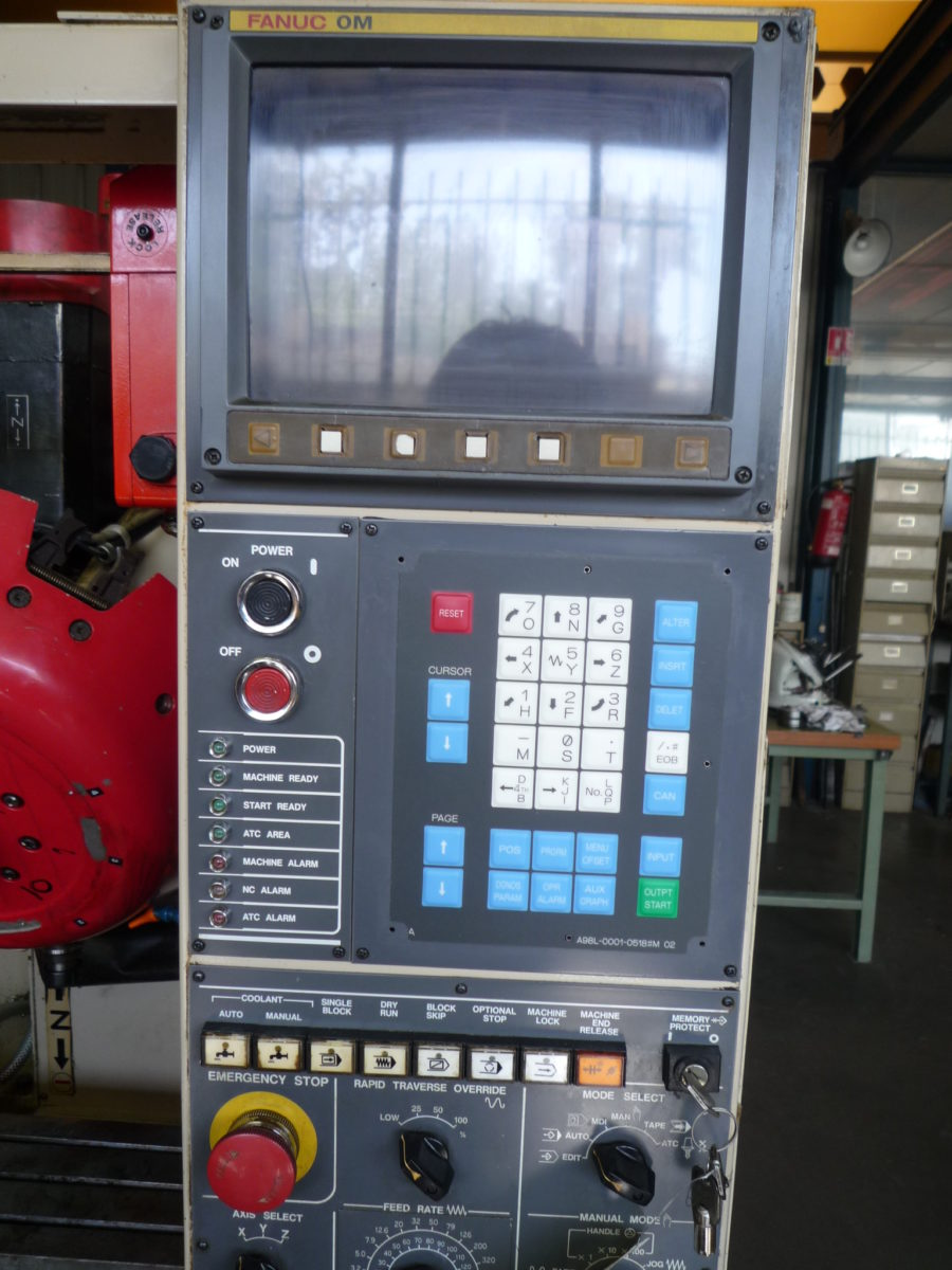 Drilling and tapping machine MIYANO