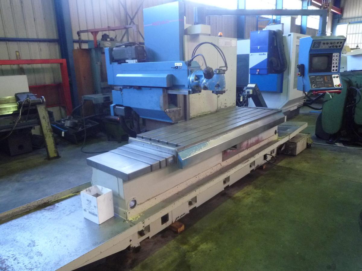 Bed type CNC milling machine NOVAR Partner 2200