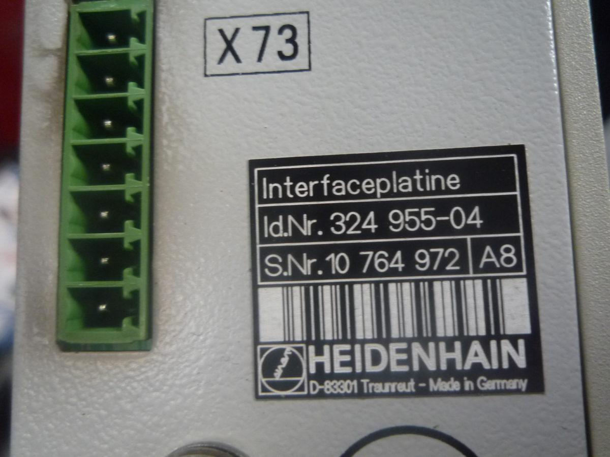 Heidenhain Interface Board