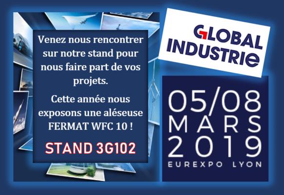 Global Industrie 2019 in Lyon 1